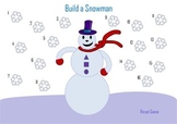Common Core Geometry Build a Snowman Game