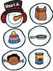Build a Snowman Long Vowel/ Short Vowel Sort