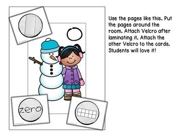 Build a Snowman Math