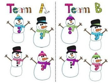 Build a Snowman Melodic Game {Do}