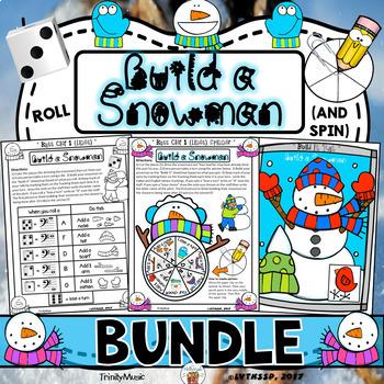 Build a Snowman (Music Bundle)