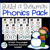 Build a Snowman Phonics Pack
