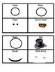 Build a Snowman Plural Nouns Game