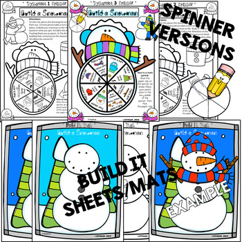 Build a Snowman (Roll and Spin Dynamics Edition)
