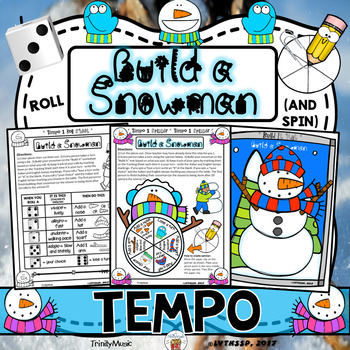 Build a Snowman (Roll and Spin Tempo Edition)