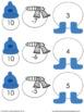 Build a Snowman - Subtraction Facts (1-20) Bundle