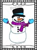 Build a Snowman {open-ended reinforcement game}