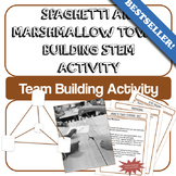 Build a Spaghetti and Marshmallow Tower (STEM) End of Year