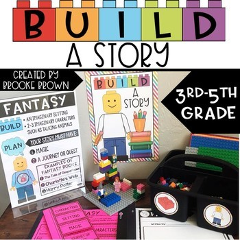 Build a Story (3rd-5th)