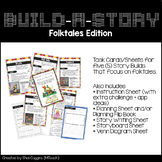 Build-a-Story: Folktales Edition - Genre Story Creative Wr