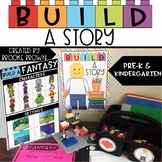 Build a Story (Pre-K and Kindergarten)