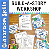 Build a Story with Setting, Characters, Plot