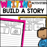 Build-a-Story Writing Center   Print and Go