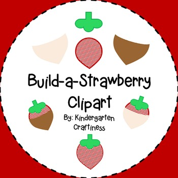 Build-a-Strawberry Clipart