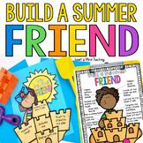 Build a Summer Friend activity for Google Classroom Distan