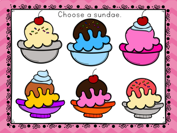 Build a Sundae Mini-Bundle {Music Games for Google Slides}