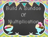 Build a Sundae of Multiplication