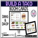 Build a Taco Boom Cards