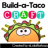 Build-a-Taco Craft for Cinco de Mayo