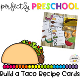 Build a Taco Recipe Cards