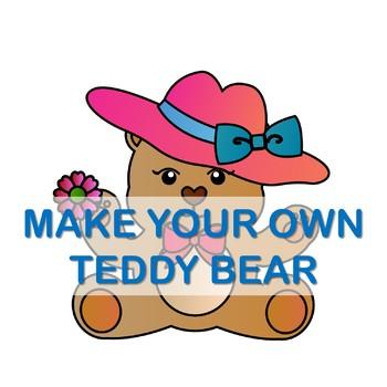 Build a Teddy Bear Clip Art