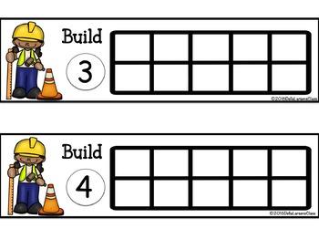 Build a Ten Frame