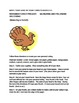 Build a Thanksgiving Turkey: Measuring and Following Directions