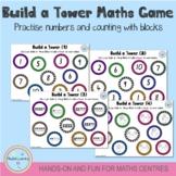 Build a Tower Maths Activity