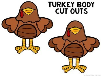 Build a Turkey: A Pattern Block Math Center