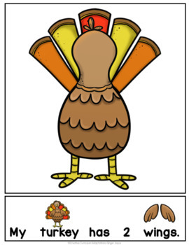 Build a Turkey-ADAPTED BOOK