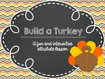 Build a Turkey: Attributes