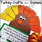 Turkey Craft and Games Sums of 5 and Sums of 10