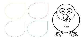Build a Turkey: Figurative Language