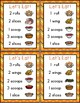 Build a Thanksgiving Meal Freebie