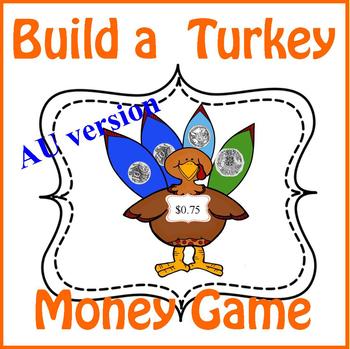 Build a Turkey Money Game- Australian Version