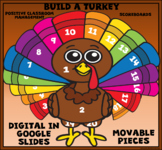Build a Turkey Positive Rewards and Scoreboards