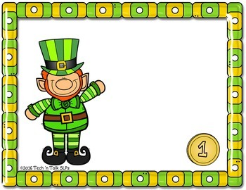 Build a Virtual Leprechaun - Reinforcement Fun - Interactive, No-Print