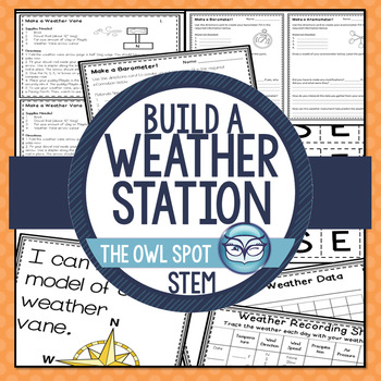 Build a Weather Station STEM project