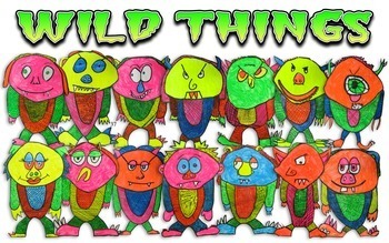 Build a Wild Thing Interactive Game for the Interactive Whiteboard