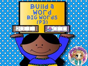 Build a Word BIG Words