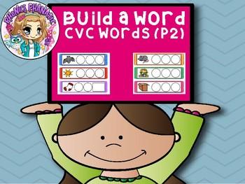 Build a Word CVC