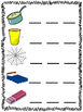 Build a Word Center-Phonics Level 1 Units 2 and 3