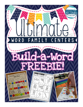 Build a Word FREEBIE