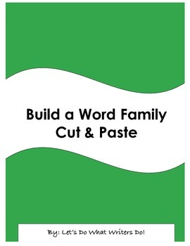 Build a Word Family!