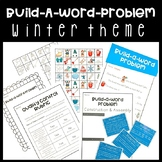 Winter Word Problems (Add/Sub & Mult/Div) **ALL SKILL LEVELS**