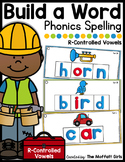 Build a Word (R-Controlled Vowels Edition)