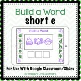 Build a Word Short e Digital