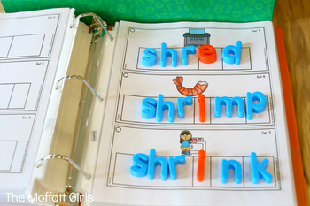 Build a Word (Trigraphs Edition)