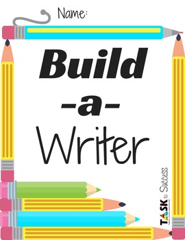 Build-a-Writer Drafting Covers