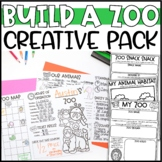 Build a Zoo Writing Add-On: Zoo Brochure